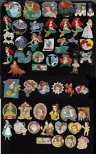 18 Disney Pin Pines Walt Disney World Elegir: Arielle Fabius Ursula, Belle