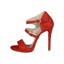 Sandales Made in Italia - IRIS Femme Rouge