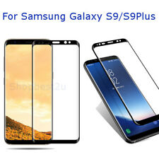 3D/PET Tempered Glass Film Screen Protector Curved For Samsung S9/S9 Plus SU111