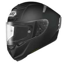 CASCO INTEGRALE SHOEI X SPIRIT 3 CANDY IN FIBRE MULTI COMPOSITE AIM NERO OPACO