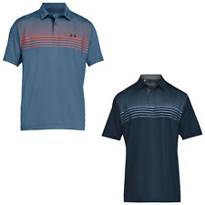 2018 Under Armour Mens CoolSwitch Launch Polo Shirt - New UA Golf T-Shirt Top