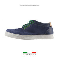 Chaussures à lacets Made in Italia - JOEL Homme Bleu
