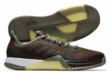 adidas Mens CrazyTrain Elite Training Shoes Yellow Footwear Sports Trainers