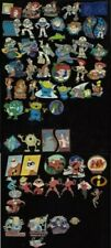 20 DISNEY épinglette pins Walt Monde PAYS choisir : Toy Story, Monster AG