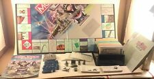 2006 MONOPOLY HERE & NOW - A.H.V. Game Replacement Parts FIGURES Tokens CARDS ++