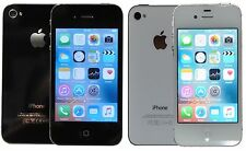Apple iPhone 4s 16GB 32GB Negro / blanco (Libre) CUENTA CON IVA