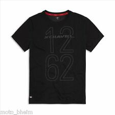 Ducati T-Shirt Xd Iavel Diavel 1262 Nero Shirt Black Nuovo Originale