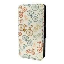 Ciclismo Bici estampado Funda libro para Apple iPod - s6635
