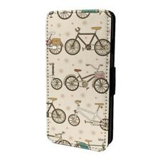 Ciclismo Bici estampado Funda libro para Apple iPod - s6634