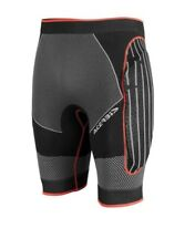 PANTALONI CORTI INTIMO ACERBIS X-FIT PANTS-S RIDING SHORTS ESTATE INVERNO