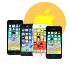 APPLE IPHONE 4 4S 5 5S 6 Smartphone 16 GB 32 GB32 GB 64 GB argento oro