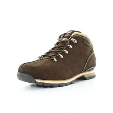 Chaussures Boots Timberland homme Split rock taille Brun Brune Cuir Lacets