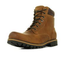 Chaussures Boots Timberland homme Rugged 6 in Plain Toe WP Copper Roughcut