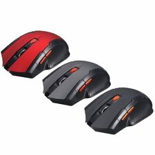 2.4GHz Wireless 2000DPI Cordless Optical Mouse Mice & USB Receiver for PC Laptop