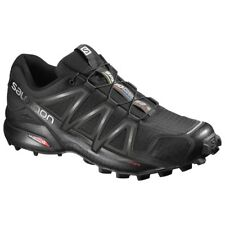zapatos TRAIL RUNNING SALOMON SPEEDCROSS 4 Black Black 2018