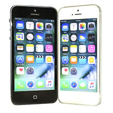 Apple iPhone 5 Smartphone 16GB 32GB 64gb BLANCO / Negro Cuenta con IVA