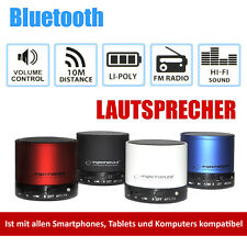 Mini Wireless Bluetooth Altoparlante Suono Box microSD Slot FM RADIO MP3 USB