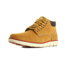 Chaussures Boots Timberland homme Bradstreet Chukka Leather Wheat taille Camel
