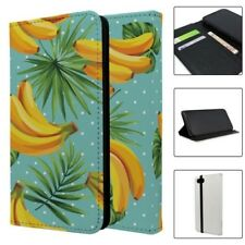 Everything Tropical Banana puntos azules COMPLETO Funda libro