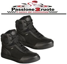 Shoes moto Dainese Street Darker gore-tex black
