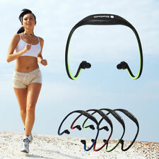 WIRELESS AURICOLARE BLUETOOTH CUFFIE STEREO SPORT CORSA VIVAVOCE Per iPhone