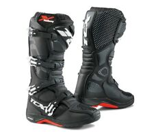 STIVALI TCX OFF ROAD X HELIUM MICHELIN CROSS MOTARD ENDURO FUORI STRADA NERO