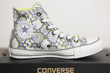 NUOVO ALL STAR CONVERSE Chucks CT HI SCARPE SNEAKER MULTI 542479c TGL 42 UK 8,5
