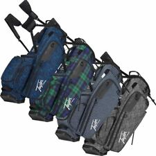 TaylorMade Golf 2018 FlexTech LifeStyle Stand Bag Mens Carry 5-Way Divider
