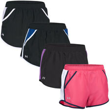 Under Armour Womens UA Fly By Run Shorts Fitness Training Gym Bottoms