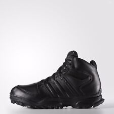 Adidas GSG 9.4 Military Boots Black Leather SWAT Combat German Police Shoes