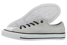 Converse CT AS OX Amp Cloth 151028C Woven Mouse White Casual Shoes Medium Womens