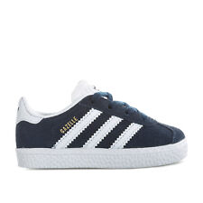 adidas Originals Baskets Gazelle Bleu Garçon