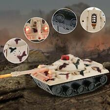 Hot! RC Fighting Battle Tanks -Set of 2 Abrams Remote Control Battling Tank Toy