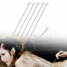 5x1/3/5/7/9RL 7/9M1 9RS Disposable Tattoo Needles 304 Medical Stainless Steel MN