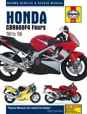 Honda CBR600F4 CBR 600 600F 1999-2006 New Haynes Manual Workshop Service