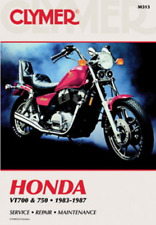 Honda VT700C VT750C Shadow 1983-1987 Clymer Workshop Manual Service Repair
