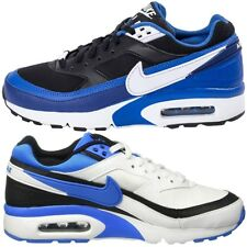 80a91be02 Boys Nike Air Max BW Leather Trainers Youth Bubble Running Shoes Size