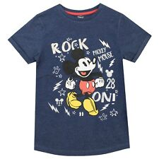 Boys Mickey Mouse T-Shirt | Disney Mickey Mouse Tee | Kids Mickey Mouse Top