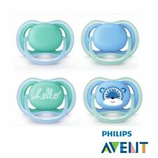 Philips Avent ULTRA SUAVE AIR CHUPETE 6-18/4er Set incl. 2 cajas