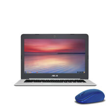 "ASUS Chromebook C301SA 13.3"" Full HD Laptop Intel Celeron N3160, 4GB, 32GB eMMC"