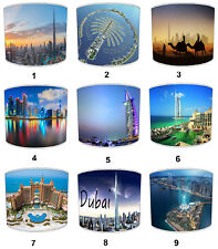 City of Dubai paralumi, ideale da abbinare City of Dubai cuscini & Cover