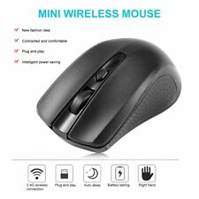 2.4GHz Optical Mouse Cordless for PC Computer USB Receiver Laptop Wireless Mi CO