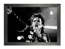 MICHAEL JACKSON 1 SEXY SINGER BELLISSIMO POP STAR American NUOVO POSTER A3