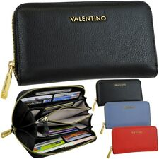 VALENTINO Monedero Damas Monedero de piel cartera CARTERA BILLETERA