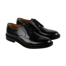 Kenneth Cole New York Reflect Mens Black Casual Dress Oxfords Shoes