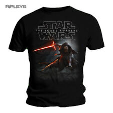 Official Unisex T Shirt STAR WARS VII   CROUCH Kylo Ren All Sizes
