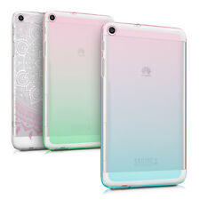 CRYSTAL CASE SILICONA TPU PARA HUAWEI MEDIAPAD T1 7 0 HONOR PLAY TABLET T1