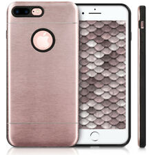 COVER PER APPLE IPHONE 7 PLUS 8 PLUS CUSTODIA PROTETTIVA IN ALLUMINIO E
