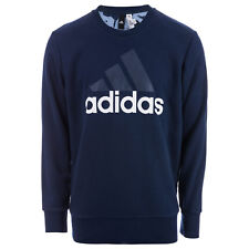 Mens adidas Originals Premium Trefoil Full Zip Hoody In Navy From Get The Label