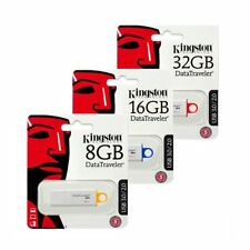 Kingston 8/16/32GB GB DataTraveler DTIG4 USB 3.0 Flash Memory Pen Drive